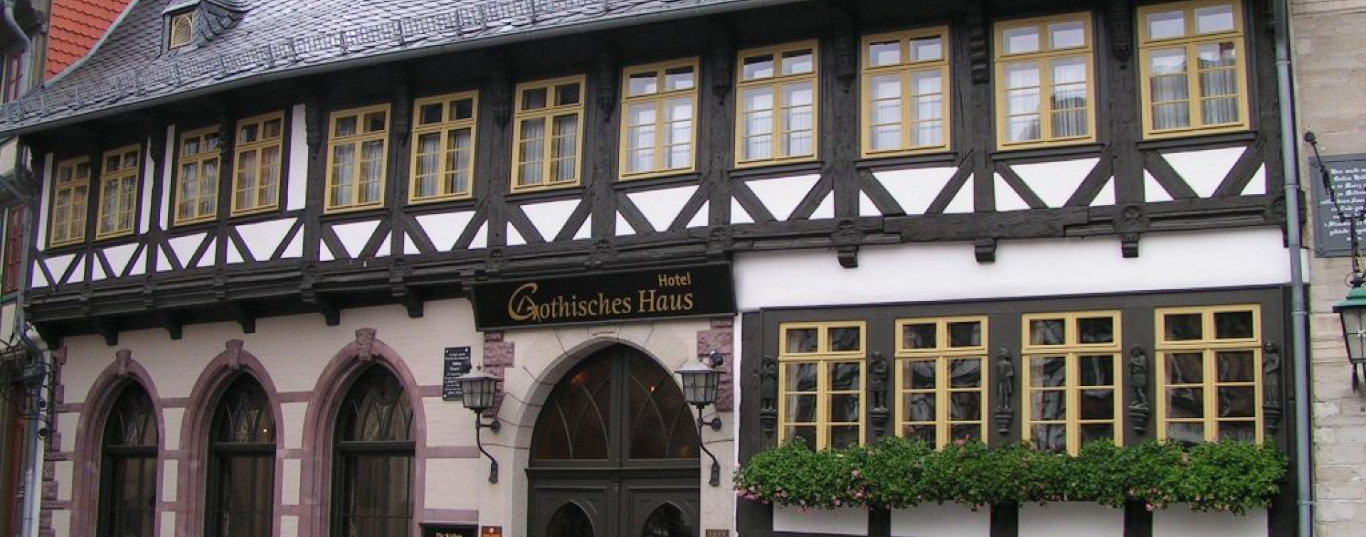 Hotel Gothisches Haus